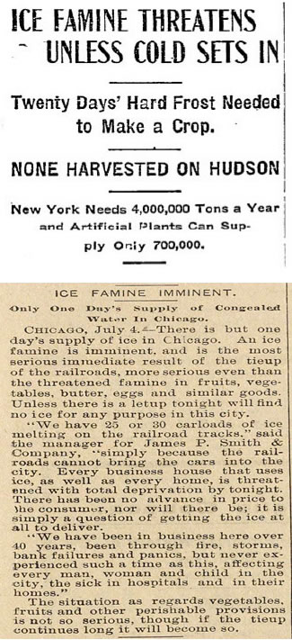 1900: Decline of the Natural Ice Trade
