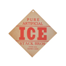 Stack Bros. ice card